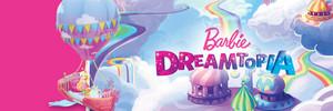 búp bê barbie Dreamtopia Banner