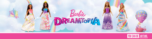Barbie Dreamtopia Bnaner