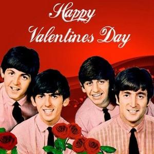Beatles Valentine's dag