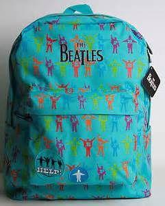 Beatles backpack