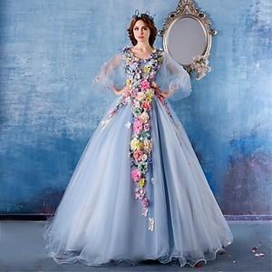 Beautiful Blue vestido
