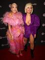 Bebe Rexha and Rita Ora