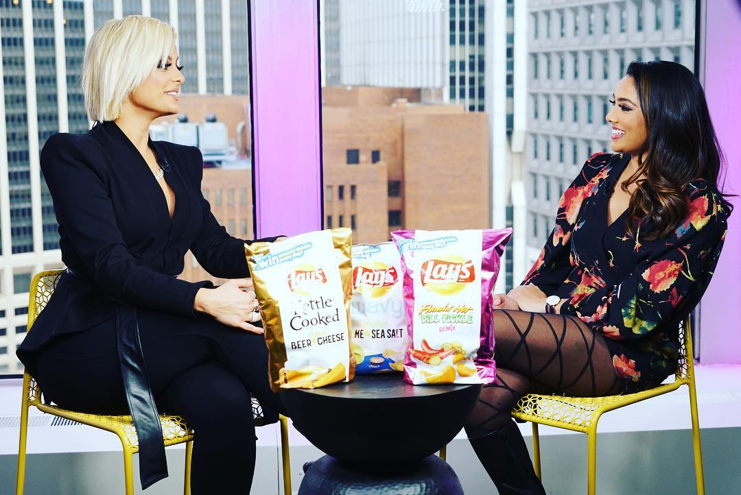 Bebe for Lays