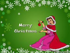 Belle क्रिस्मस
