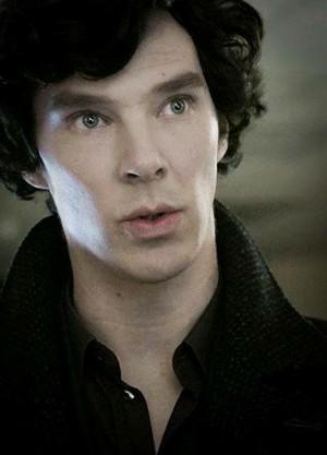 Benedict Cumberbatch/Sherlock
