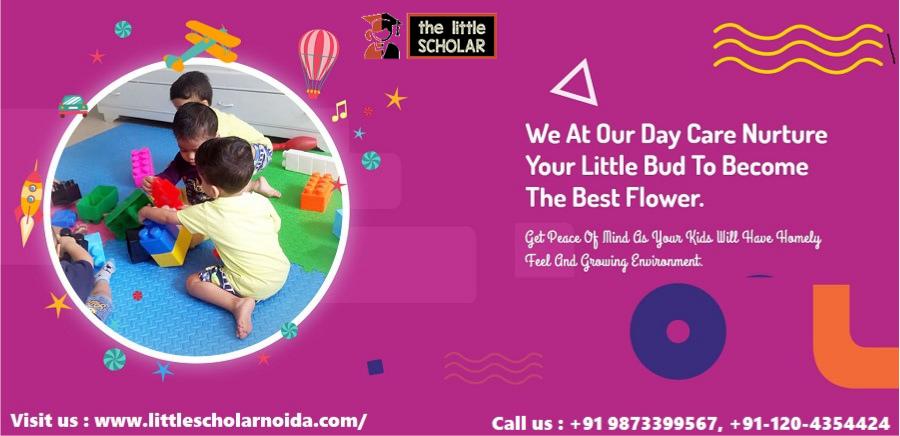 Best Pre Schools | Kids Pre Nursery School Noida - The Little Scholar School