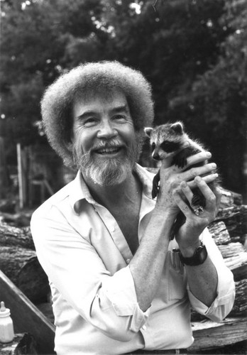 Celebrities Who Died Young Images Bob Ross Hd Wallpaper And