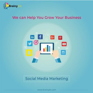 BrainyDX - Website design | Digital marketing Company in Delhi.