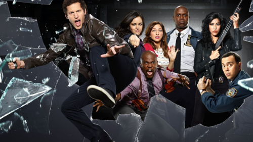 Brooklyn Nine-Nine fond d'écran entitled Brooklyn Nine-Nine