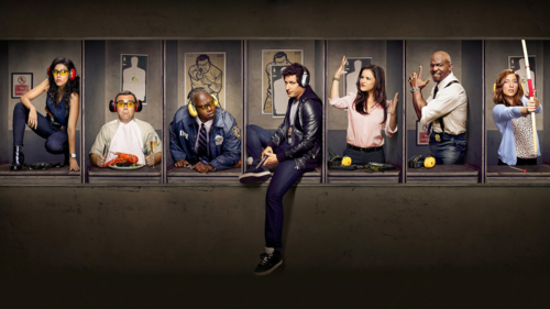 Brooklyn Nine-Nine wallpaper entitled Brooklyn Nine-Nine