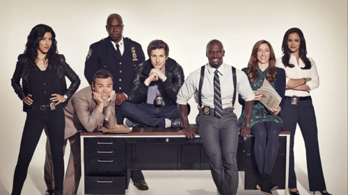 Brooklyn Nine-Nine wallpaper called Brooklyn Nine-Nine