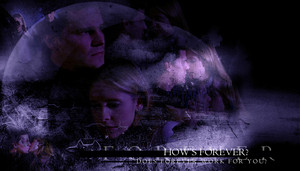 Buffy/Angel Walllpaper - How's Forever?