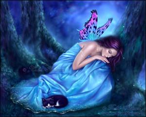 rama-rama, taman rama-rama Fairy