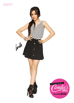 Camila for Candie's (2016)