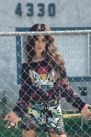 Camila for Flaunt Magazine (2017)