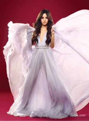 Camila for Latina Magazine (2017)