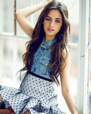 Camila for Seventeen Magazine (2015)