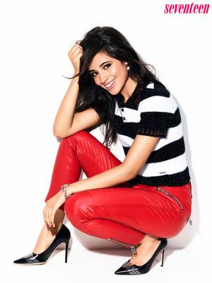 Camila for Seventeen Magazine (2017)