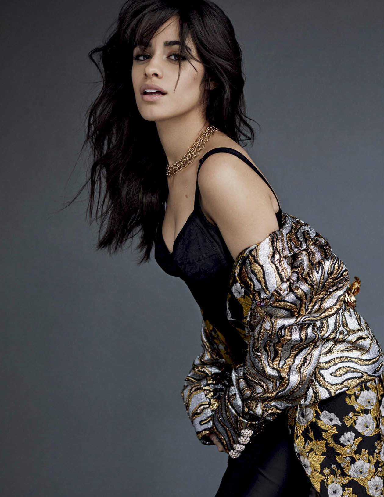 Camila for Vogue Mexico (2018)