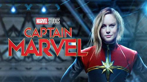 Marvel's Captain Marvel wallpaper entitled Captain Marvel (2019)