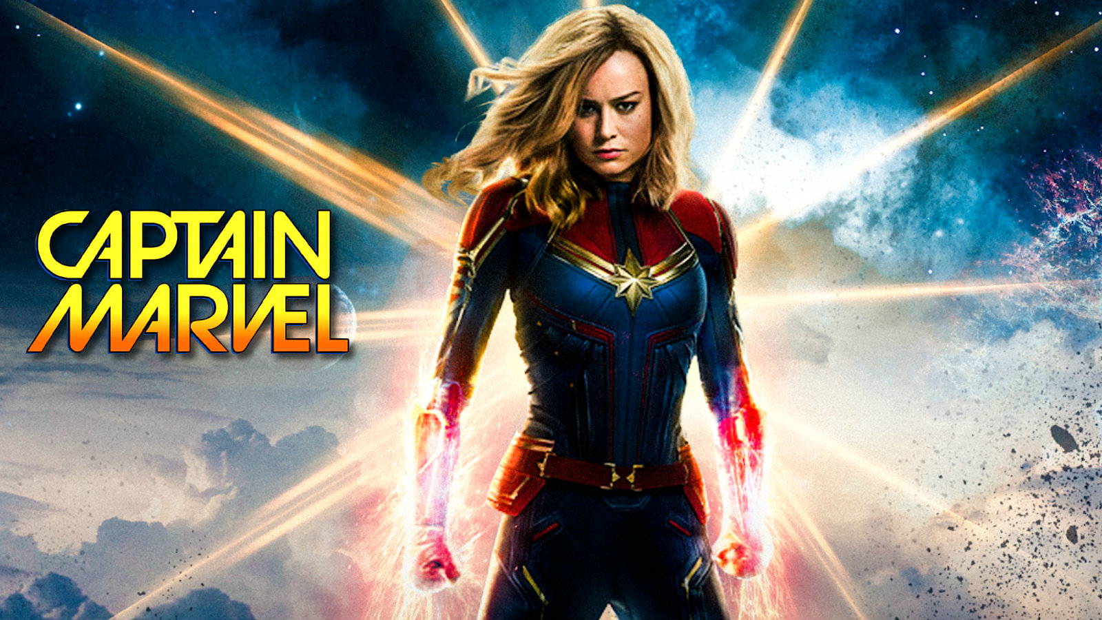 Captain Marvel 2019 Marvel S Captain Marvel Wallpaper