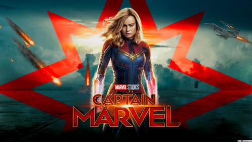 Marvel's Captain Marvel fond d'écran called Captain Marvel (2019)