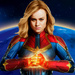 Captain Marvel (2019) - marvels-captain-marvel icon