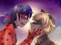 Chat Noir and Ladybug - miraculous-ladybug fan art