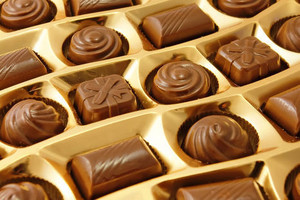 chocolate dulces