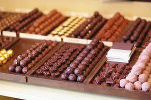 浓情巧克力 糖果