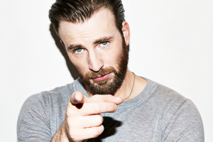Chris Evans by Zoe McConnell for Empire Magazine 2017