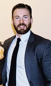 Chris Evans in Washington D.C. ~March 5, 2019