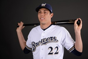 Christian Yelich ~ Milwaukee Brewers