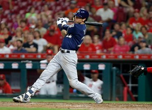 Christian Yelich ~ Milwaukee Brewers