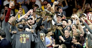 Cleveland Cavaliers - 2016 NBA Champions
