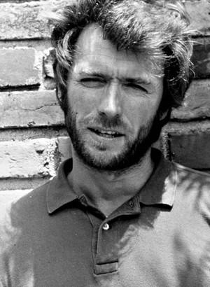 Clint Eastwood on the set of A Fistful Of Dollars (Spain 1964) Photograph sejak Mondadori portfolio