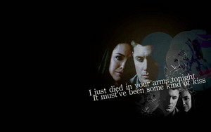 Dean/Tessa wallpaper - Don't Fear The Reaper