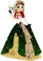 Destiny Claus (Thronecoming) - ever-after-high fan art