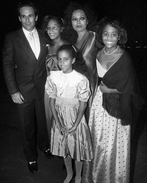 Diama And Her Family