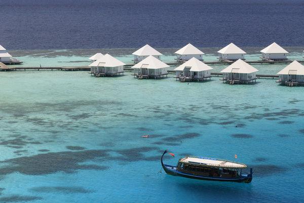 Diamonds Athuruga, Maldives