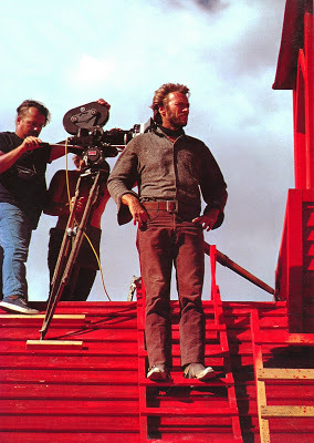 Director Clint Eastwood on his film High Plains Drifter (1973)