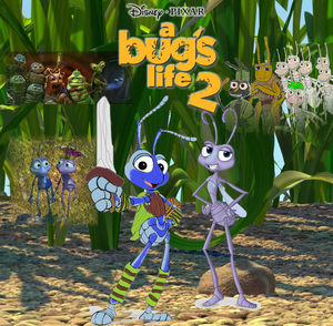 Дисней • PIXAR's A Bug's Life 2