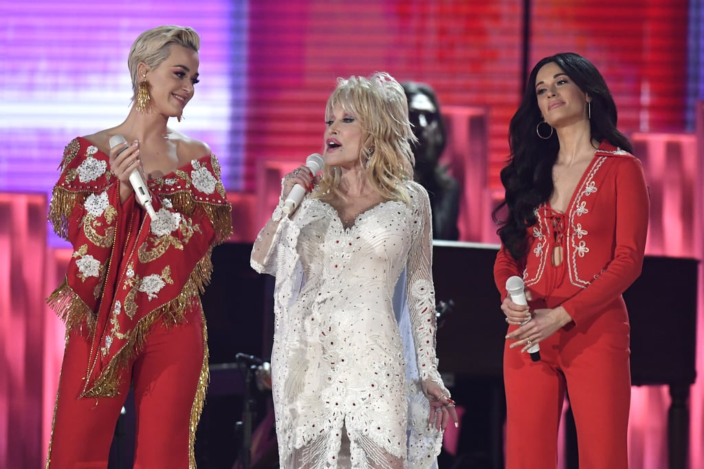 Dolly Parton Shines in All-Star Tribute to Her at 2019 Grammy Awards