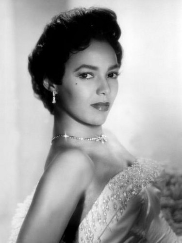Beautiful Things 壁纸 called Dorothy Dandridge