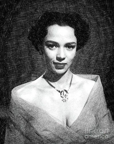 Beautiful Things 壁纸 titled Dorothy Dandridge
