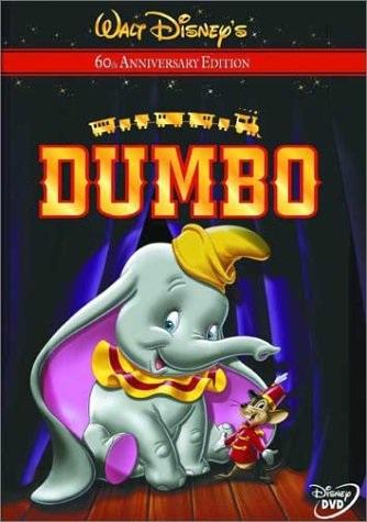 Dumbo On DVD