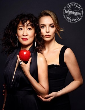 EW 'Killing Eve' Photoshoot ~ March 2019