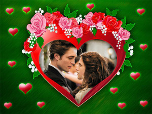 Edward and Bella Twilight Valentine