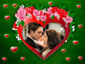 Edward and Bella Twilight Valentine