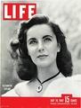 Elizabeth Taylor Life Mag